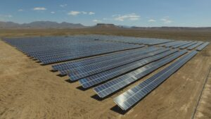 3.5 MW Solar Power Plant- Middle East